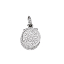 Sterling Silver Birthday Cake charm by Rembrandt Charms